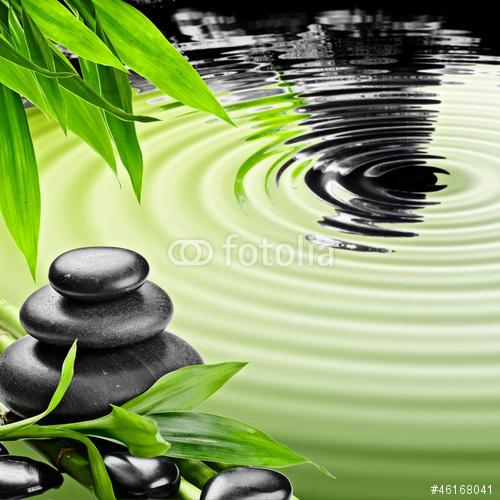 Steine & Wasser